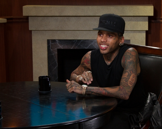 "Kid Ink tells ALL Iggy Azalea, Azealia Banks Feud and Details on his Hot New Album, ""Full Speed"" via @TrueSlamBook #TSB"