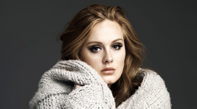 Adele Serves in the Name!!!!!