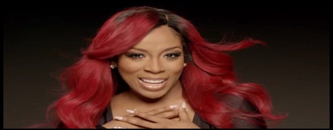 Humanitarian Award Winner: K. Michelle Claps Back.