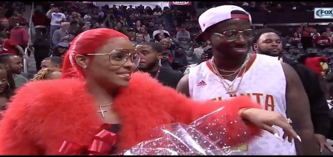 Gucci Mane Proposes!!!!