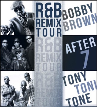 Image result for R&B Remix Tour bobby brown