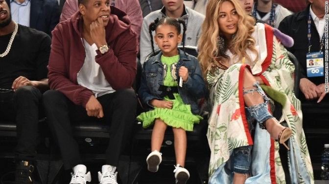 Blue Ivy: Fashion Yay or Nay