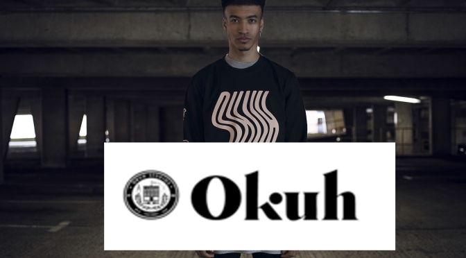 New Collection Alert from Okuh