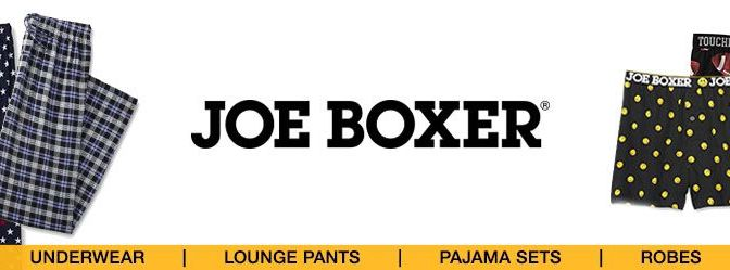 Joe Boxer heads to UK