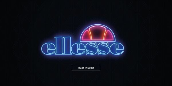 "Ellesse & Metropolis Studios Announce ""Make It Music"""