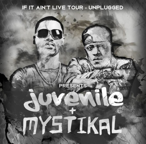 Juvenile and Mystikal