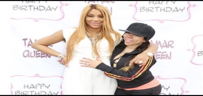 Tamar Braxton takes to Instagram to Apologize to Tiny!