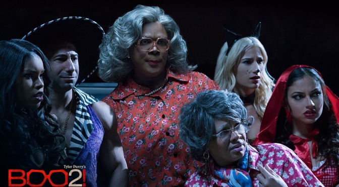 Yes Gawd! Another Madea Halloween…