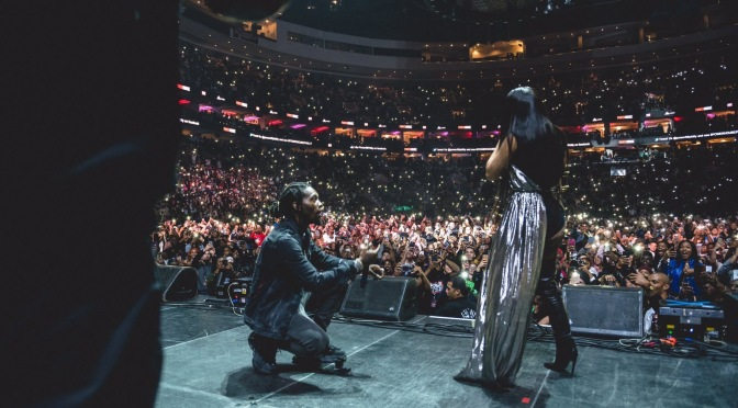 The Cardi B. and Offset Proposal….. #Soundoff