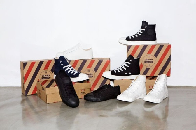 Bata Heritage releases their AW17 Footwear Collection