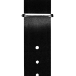 Classic Watch Black - BLA L