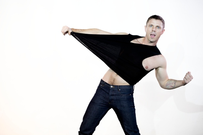 "Jake Shears, ""Creep City"" is a Staff Fav"