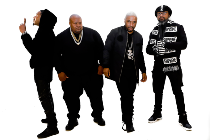 Dru Hill is Back and the Fans are Talking