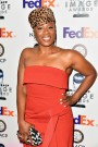PASADENA, CA - JANUARY 14: Aisha Hinds at the 49th NAACP Image Awards Non-Televised Awards Dinner at the Pasadena Conference Center on January 14, 2018 in Pasadena, California. (Photo by Earl Gibson III/Getty Images) *** Local Caption *** Aisha Hinds
