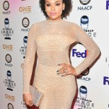 at the 49th NAACP Image Awards Non-Televised Awards Dinner at the Pasadena Conference Center on January 14, 2018 in Pasadena, California.