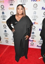 PASADENA, CA - JANUARY 14: Loni Love at the 49th NAACP Image Awards Non-Televised Awards Dinner at the Pasadena Conference Center on January 14, 2018 in Pasadena, California. (Photo by Earl Gibson III/Getty Images) *** Local Caption *** Loni Love
