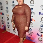 PASADENA, CA - JANUARY 14: Tamela Mann at the 49th NAACP Image Awards Non-Televised Awards Dinner at the Pasadena Conference Center on January 14, 2018 in Pasadena, California. (Photo by Earl Gibson III/Getty Images) *** Local Caption *** Tamela Mann