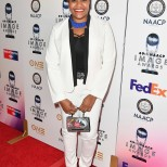 PASADENA, CA - JANUARY 14: Tia Smith at the 49th NAACP Image Awards Non-Televised Awards Dinner at the Pasadena Conference Center on January 14, 2018 in Pasadena, California. (Photo by Earl Gibson III/Getty Images) *** Local Caption *** Tia Smith
