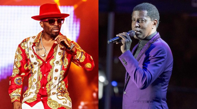 Teddy Riley vs. Babyface